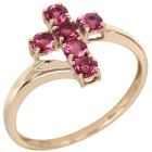 Ring 375 Gelbgold Turmalin pink 17 - 101839500001 - 1 - 140px