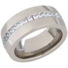 Ring Edelstahl Zirkonia 21 - 101862700004 - 1 - 140px