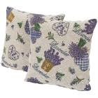 Gobelin-Kissen Lavendel 2tlg. - 101924800000 - 1 - 140px