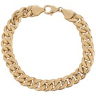 """Panzerarmband 750 Gelbgold """"made in Italy"""" - 101946000000 - 1 - 140px"""