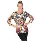 BRILLIANTSHIRTS Shirt 'Pavia' multicolor