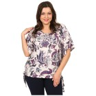 CANDY CURVES Oversize-Shirt multicolor