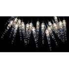 LED-Eiszapfen-Lichterkette, warmweiß - 101985700000 - 1 - 140px