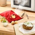 Mikrowellen-Kartoffelgarer inkl. 2 Kartoffelgabeln - 101986100000 - 1 - 140px