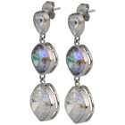 Ohrhänger 925 St. Silber mit Swarovski® Kristallen - 101987200000 - 1 - 140px