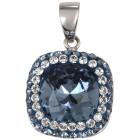 Anhänger 925 St. Silber mit Swarovski® Kristallen - 101987800000 - 1 - 140px