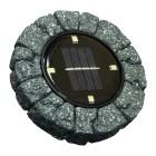 LED Solar-Bodenstrahler 2er Steinoptik - 102008800000 - 1 - 140px