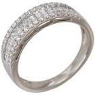Ring 950 Platin Diamanten   - 102012700000 - 1 - 140px