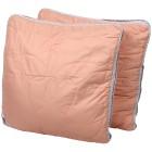 Stoffhanse Kissen 80 x 80 cm, 2er Set apricot - 102025800000 - 1 - 140px