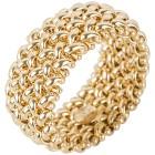 Ring flexibel 585 Gelbgold 18 - 102036100001 - 1 - 140px