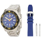 "DELMA Herrenuhr ""Blue Shark"" Automatik blau - 102067100000 - 1 - 140px"