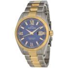 """DELMA Herrenuhr """"Sea Star"""" Quarz gold blau - 102067800000 - 1 - 140px"""