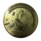 1 kg Pandabär vergoldet - 102083300000 - 1 - 140px