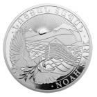 Kilo-Silbermünze Arche Noah - 102083600000 - 1 - 140px