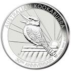 Silberkilo Kookaburra mit 65 ct Blautopas - 102083700000 - 1 - 140px