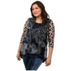 VIVACE 2 in 1-Shirt 'Chiara' multicolor