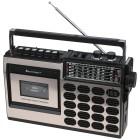 Retro Radio/Kassettenrekorder mit USB/SD encoding - 102093100000 - 1 - 140px