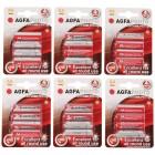 24x AGFA Premium Batterien AA - 102104900000 - 1 - 140px