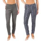 2in1 Wende-Jeans 'Python' midgrey/snake