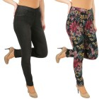 2in1 Wende-Jeans 'Floridity' black/multicolor 36/38 - 102146000001 - 1 - 140px