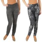2in1 Wende-Jeans 'My Love' midgrey/black & white   - 102146500000 - 1 - 140px