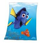 Disney Fleecedecke Findet Dori 130x160 cm - 102252400000 - 1 - 140px