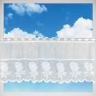 Bistrogardine Rosen, weiss, 160x50 cm - 102284300000 - 1 - 140px