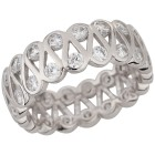 Ring 925 Sterling Silber Eternity 18 - 102297500001 - 1 - 140px