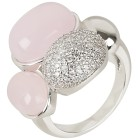 Crystal Secrets Ring, poliert