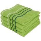 Handtuch 4-teilig grün, 50 x 100 cm - 102417500000 - 1 - 140px