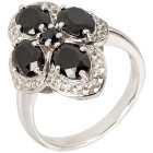 Ring 925 Sterling Silber rhodiniert, rhodiniert 17 - 102446700001 - 1 - 140px