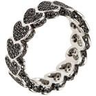 Ring 925 Sterling Silber rhodiniert, ca. 1,86 g   - 102447100000 - 1 - 140px