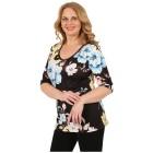 BRILLIANTSHIRTS Damen-Shirt 'Ferida' multicolor 44/46 - 102457900003 - 1 - 140px
