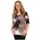 BRILLIANTSHIRTS Damen-Shirt 'Fanny' multicolor 48/50 - 102459400004 - 1 - 140px