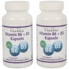 ViaBia Vitamin B6 + D3 75 Kapseln - 102465400000 - 1 - 140px