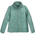 Damen-Stepp-Jacke 'Aspen', Strass-Zipper grün   - 102664700000 - 1 - 140px