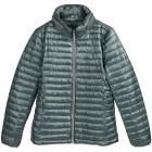 Damen-Stepp-Jacke 'Aspen', Strass-Zipper grün 48/50 - 102665100006 - 1 - 140px