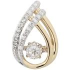 Anhänger 585 Gelbgold Diamanten - 102665600000 - 1 - 140px