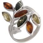 Ring 925 St. Silber Bernstein, ca. 4,4 g - 102709800000 - 1 - 140px
