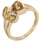 STAR Ring 585 Gelbgold AAA Aquamarin, ca. 4,04 g   - 102764200000 - 1 - 140px