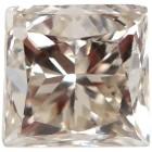 Diamant champagnerfarbig Princess Schliff - 102830100000 - 1 - 140px