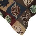 Gobelin-Mitteldecke Blätter, 80 x 80 cm - 102880900000 - 1 - 140px