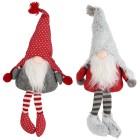 Weihnachtswichtel 2er Set, gestreifte Beine - 102926500000 - 1 - 140px
