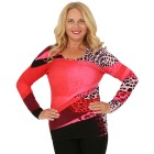 MILANO Design Pullover 'Loreto' pink/multicolor   - 102939400000 - 1 - 140px