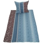 Fleece Bettwäsche 2-teilig, pertrol-blau - 102987000000 - 1 - 140px