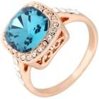 Ring Swarovski® Kristalle blue   - 103042800000 - 1 - 140px
