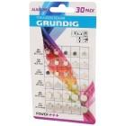 Grundig Knopfzellen 30er Mix - 103049200000 - 1 - 140px