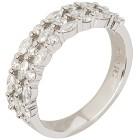 Ring 950 Platin Brillanten, 0,36 ct.   - 103050100000 - 1 - 140px