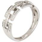 Ring 950 Platin Brillanten, ca. 0,2 ct.   - 103052000000 - 1 - 140px