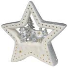 Ceramico LED-Stern weiß-silber - 103094200000 - 1 - 140px